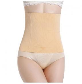 women's Latin ballroom abdomen belt waist slimming corset shapers belt plastic waist corset reducing belly corset Girdle