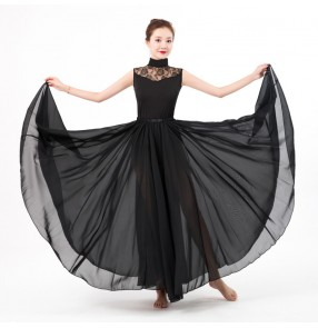 Women's modern dance ballet dance dress classical performance costumes