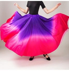 Women's modern dance ballet dance skirts stage performance traditional classical dance skirts