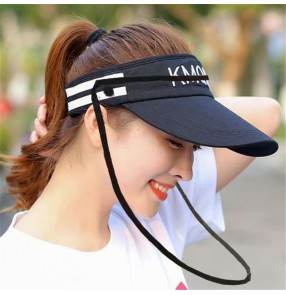 Women's summer protective isolation visor cap with face shield anti-spray saliva uv protective hat for unisex
