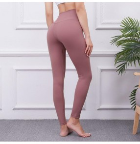 Women yoga pants fitness sports running indoor exercises trousers leggings